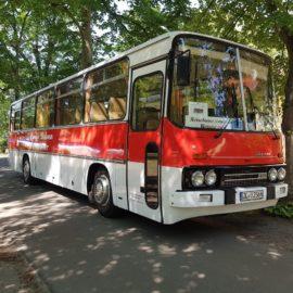 23. IFA Oldtimertreffen in Werdau mit dem IKARUS Bus – 23.04.-25.04.2021
